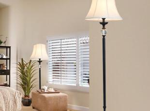 特价欧式田园铁艺落地灯客厅卧室灯饰灯具6005-1F,灯具,