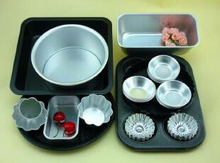 焙友T11君之31件烘焙工具新手套装 烤箱用蛋挞蛋糕模具 烘烤 包邮,烘焙,