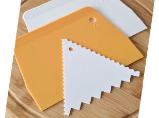 喜多烘焙三能刮刀组合软质刮板+硬质刮板+三角刮板 烘焙工具,烘焙,