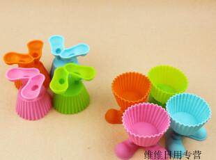 出口小蛋糕模玛芬杯马芬杯双脚马芬杯硅胶蛋糕杯 Diy烘焙工具,烘焙,