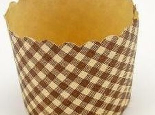 中号格子高温纸杯 蛋糕纸杯 玛芬蛋糕纸杯 4元30个,烘焙,
