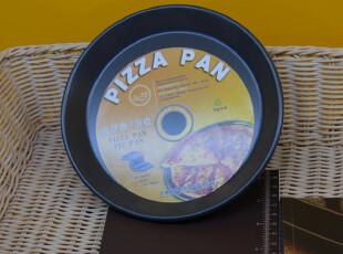 乾能烘焙模具 7英寸浅披萨盘pizza盒/比萨烤盘批萨派盘/硬膜,烘焙,