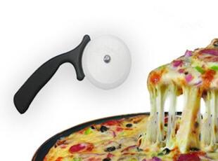 烘焙工具*黑柄 披萨轮刀 披萨刀 滚刀,烘焙,