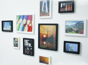 照片墙 北欧 挂墙 相框组合创意 相片墙组合相框墙特价包邮,照片墙,