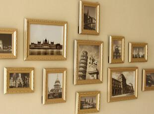 11框相框墙欧式创意照片墙框 组合 照片 墙不带画芯江浙沪包邮,照片墙,