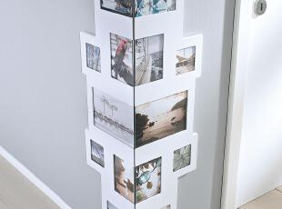 【约惠七夕】 转角遇到爱 护角 创意转角墙角相框 照片墙 创意,照片墙,