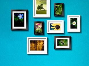时尚家居/FV050款/相框墙/相框组合/相片墙/照片墙/8框  包邮,照片墙,