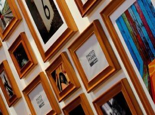 金零点RIB19高端实木相框新款创意照片墙/相框墙/相框组合,照片墙,