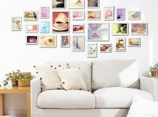 !特价送画芯景宇26框大面积照片墙组合相片墙客厅装饰相框,照片墙,