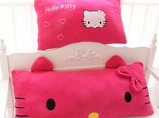 可爱大号凯蒂猫KT猫kitty猫枕头抱枕 单人双人枕头靠垫 毛绒玩具,玩偶,