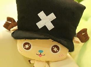 米西公主 海贼王 乔巴抱枕 靠枕靠垫 毛绒玩具 布娃娃 生日礼物,玩偶,