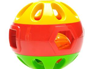 澳贝宝宝/儿童玩具响铃滚滚球463304 六月以上宝宝,玩偶,