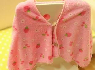 米西公主 粉嫩 甜美 樱桃小草莓 小披肩 膝盖毯 女生最爱 萌系,玩偶,