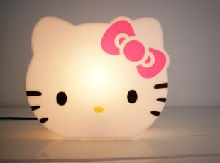 hello Kitty 小夜灯 台灯,玩偶,