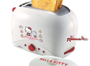 七夕礼物正版Hello Kitty和兔子最新可爱纯净烤面包机,玩偶,