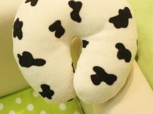 米西公主 奶牛U 枕 坐垫 靠垫 双孔坐垫 美臀坐垫 减压枕生日礼物,玩偶,