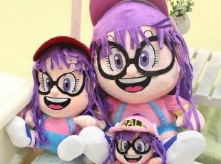 米西公主 IQ博士 阿拉蕾公仔 正版大号 娃娃 毛绒玩具 礼物,玩偶,