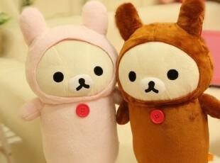 米西公主 正版 熊 抱枕 靠垫 毛绒玩具,玩偶,