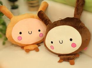 米西公主 可爱兔子毛绒玩具公仔 兔兔抱枕 长耳朵 情侣表情兔,玩偶,