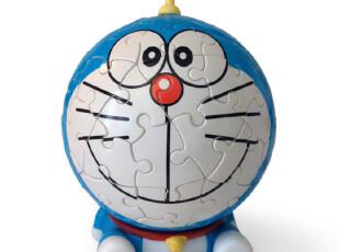 包邮!正版哆啦A梦3D立体拼图|叮当机器猫【日本Yanoman】,玩偶,