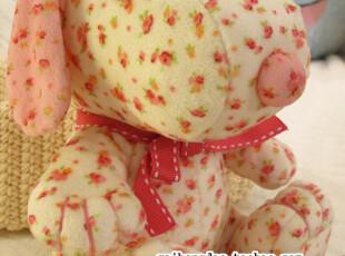 日本正版 SNOOPY 史努比 史诺比毛绒公仔 森系粉色碎花造型,玩偶,