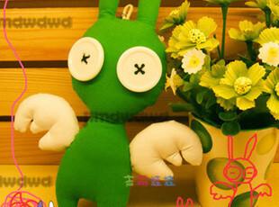 原创 生日礼物 手工布偶 创意 玩偶 绿天使,玩偶,