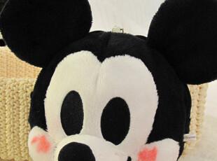 绝版!日本正版 迪斯尼DISNEY 米奇米老鼠LOVE LOVE系列拉伸卡包,玩偶,