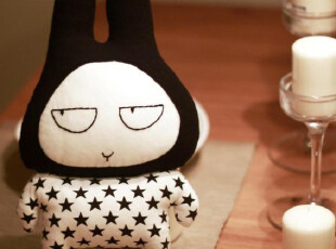 |猥琐兔| 原创 DIY 七夕情人节礼物 抱枕 材料包(简单,适合新手,玩偶,
