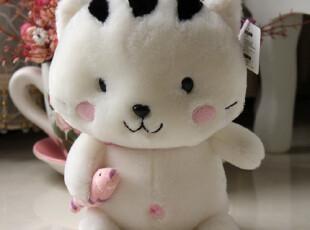 淘金币Yokpoo韩国情侣猫可爱猫咪公仔狗狗公子玩偶大号 生日礼物,玩偶,