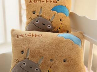 龙猫抱枕毛绒靠垫靠枕车载家居单人枕头午休枕礼物 创意礼品,玩偶,