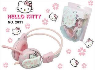 便宜店~Hello kitty耳机耳塞耳麦话筒立体声效果,玩偶,