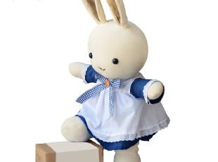 米布正版可爱兔玩偶布娃娃公仔抱抱兔子毛绒玩具抱枕儿童生日礼物,玩偶,