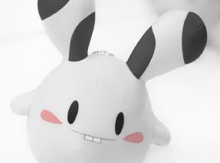 兔子毛绒玩具 绿茶镇爆牙兔子公仔 纳米粒子生日礼物 萌物送女友,玩偶,