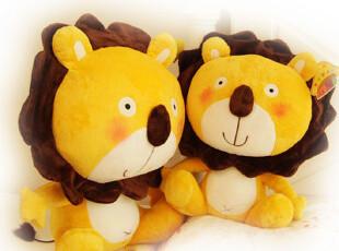 拉芙拓儿 可爱卡通奶油小狮子公仔 毛绒玩具娃娃 玩具狮子王玩偶,玩偶,