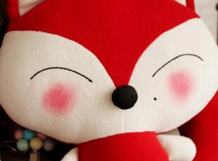 【满88包邮】新美人狐公仔可爱美人记狐狸毛绒玩具公仔 儿童礼物,玩偶,