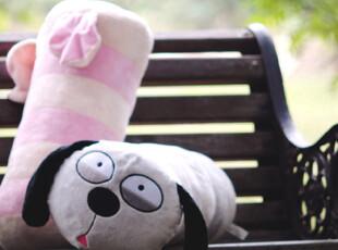 缤果伞志情人节礼品靠枕抱枕 可爱创意玩偶公仔毛绒玩具 包邮,玩偶,
