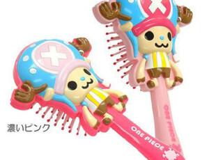 【F家】海贼王 豆豆眼 2年后乔巴 造型梳子 日本正品 现货,玩偶,