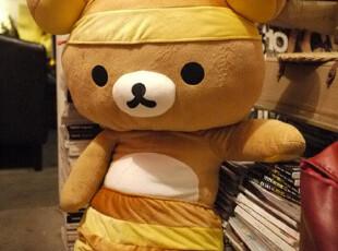 Rilakkuma轻松熊。超长90cm蜜蜂熊哥公仔/长枕~(非廉价版),玩偶,