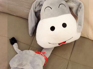 猫阁阁 可爱个性 呆呆驴伊尔驴 微笑小毛驴儿童毛绒玩具公仔,玩偶,