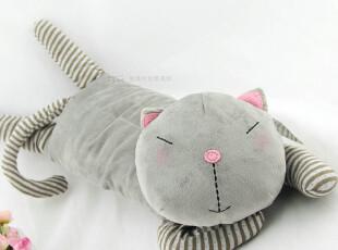 正版公仔 睡意猫 猫咪抱枕 可爱创意 卡通抱枕毛绒玩具 大号,玩偶,