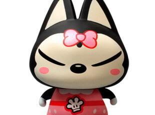 超Q人气拽猫创意设计 迷你女拽猫 动漫  车内必备装饰 公仔玩偶,玩偶,