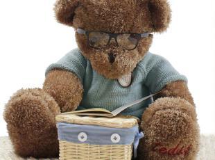 卡拉梦 复古泰迪熊 高档毛绒玩具玩偶 娃娃公仔 生日礼物,玩偶,