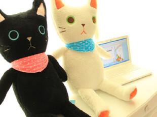 BB05new 日本amuse by drea*猫咪毛绒超大玩偶抱枕 单个价,玩偶,
