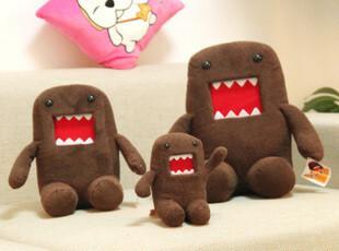 正版多魔君 多摩君domo kun毛绒公仔 玩偶 多尺寸 超可爱,玩偶,