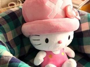 新款海贼王动漫周边 乔巴变身hello kitty公仔 毛绒玩具生日礼物,玩偶,