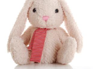 爱涵正版小兔子毛绒玩具公仔可爱布娃娃女生生日礼品洋娃娃玩偶,玩偶,