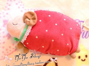 生活好品质 送人好礼日本养生堂Aunt Merry甜蜜安睡羊抱枕 3款入,玩偶,