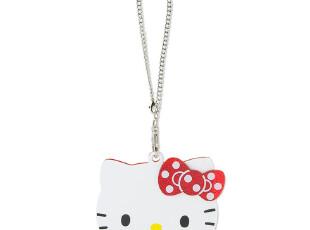 【八部屋】0825 HELLO KITTY 红色大脸猫猫卡套证件套,玩偶,
