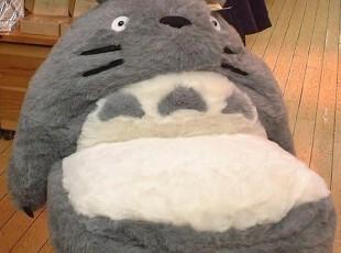 龙猫玩具沙发:动漫大师宫崎峻作品**给最爱的人最好礼物,玩偶,