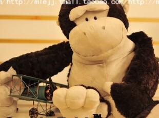 七夕礼物金刚公仔礼物/抱枕/毛绒玩具猴 大猩猩/猴子/大抱抱猴,玩偶,